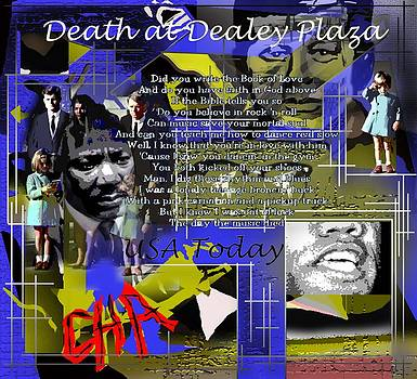 Death at Dealey Plaza by George Flay artofflay