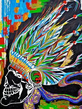 Death Chief.  by Keith Harkin