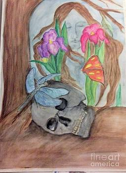 Death  by Michelle  Thomann-Ramirez