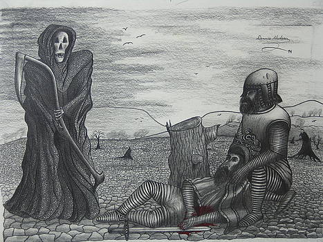 Death Moves In by Dennis Nadeau