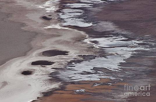 Death Valley Abstract by Bernard MICHEL