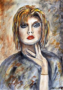 Debbie Harry by Olivia Gray