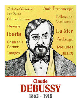 Debussy by Paul Helm
