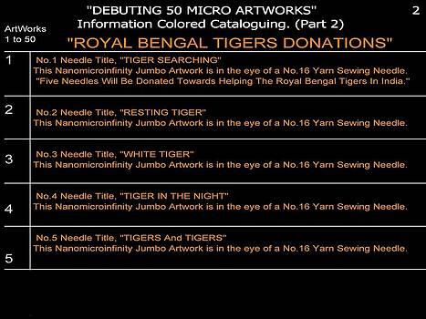 Phillip H George - Debuting 50 Micro Artworks Part 2