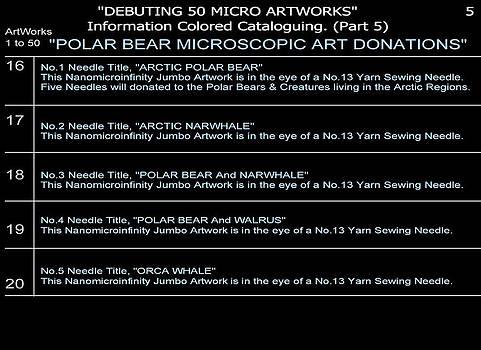 Phillip H George - Debuting 50 Micro Artworks Part 5