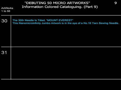 Phillip H George - Debuting 50 Micro Artworks Part 9