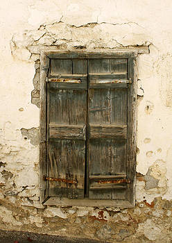 Decay and dereliction  by Susan Leake