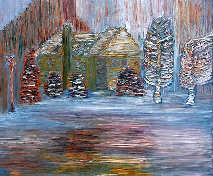 Vadim Levin - December in Highland New York