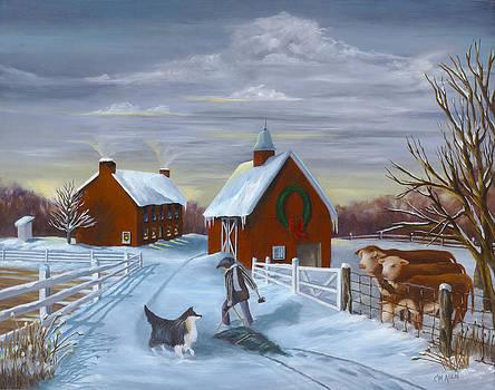 December nineteen twenty two by William Allen