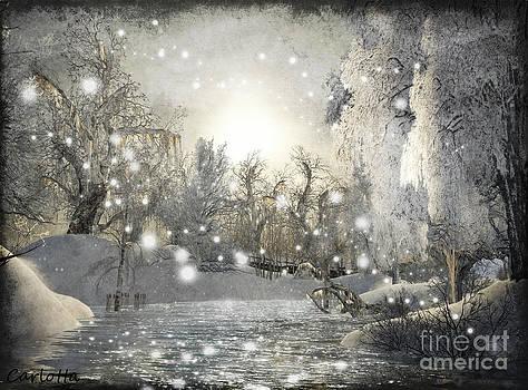 December Will Be Magic Again by Carlotta Ceawlin