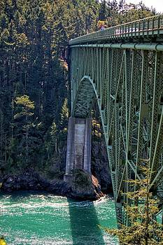 Marv Russell - Deception Pass Bridge