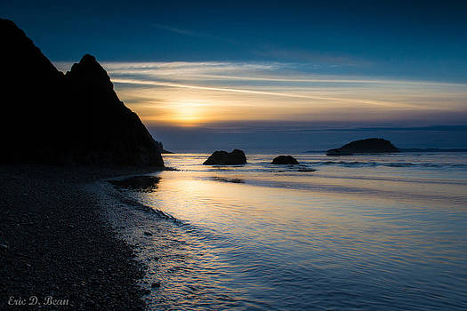 Deception Sunset by Eric Bean