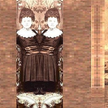 #decim8 #window #victorian #twins by Mary Welsch