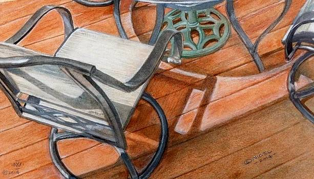 Deck Shadows by Nigel Wynter