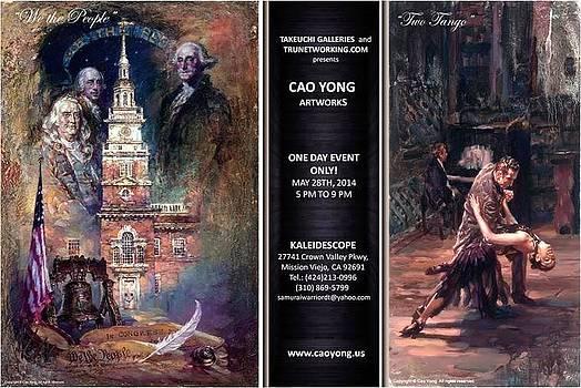 Declaration Tango by Cao Yong