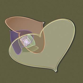 Decorative Heart by Svetlana Nikolova