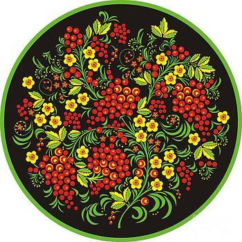 Decorative patterns by Leonid Nozdrachov