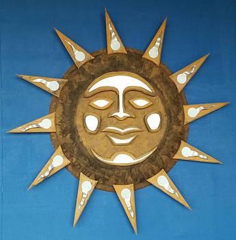 Decorative SUN by Edward Pebworth