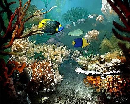 Deep Blue Sea by Cole Black
