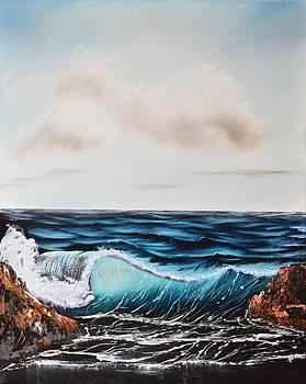 Deep Blue Sea by Marsha Thornton