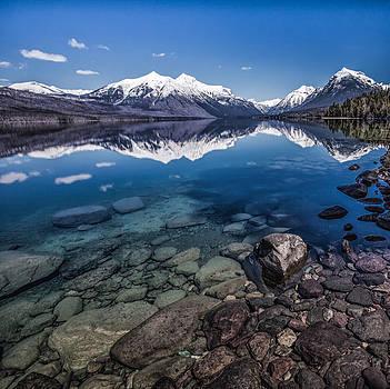 Deep Freeze by Aaron Aldrich