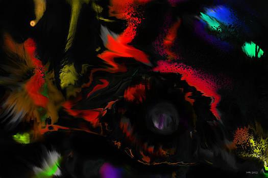 Deep Impact by Martina  Rathgens