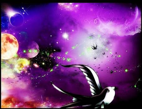 Deep Purple by Alicia Diel