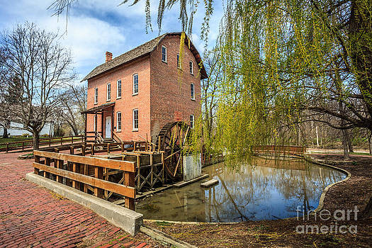 Paul Velgos - Deep River County Park Grist Mill