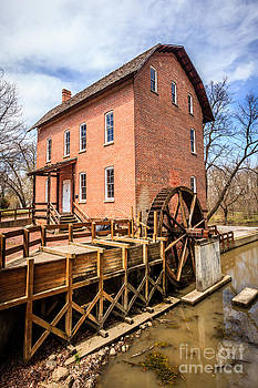 Paul Velgos - Deep River Grist Mill in Northwest Indiana