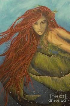 Deep Sea Mermaid by Jana Furzer