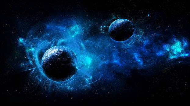 Deep Space by Loki Pestilence
