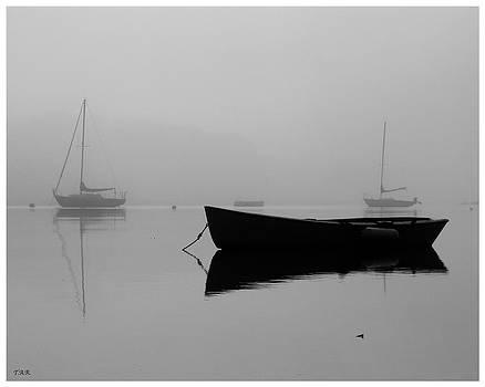 Deer Isle Fog by Thomas Rehkamp