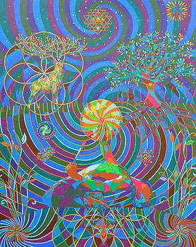 Deer todem - 2014 by Karmym