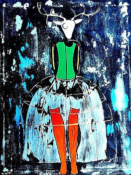 Amy Sorrell - Deer Woman