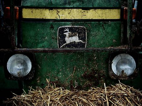 Deere Headlights by Odd Jeppesen