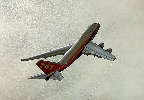 Marcello Cicchini - Definition - Boeing 747