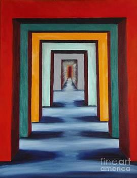 Degager la voie by Isabel Honkonen