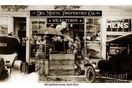 California Views Mr Pat Hathaway Archives - Del Monte Properties Company Pacific Grove circa 1923