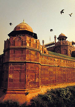Dennis Cox - Delhi Red Fort