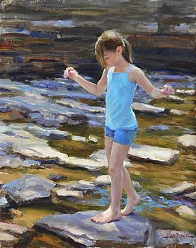Delicate Balance by Scott Harding