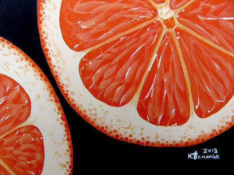 Delightfully Citrus by Kayleigh Semeniuk