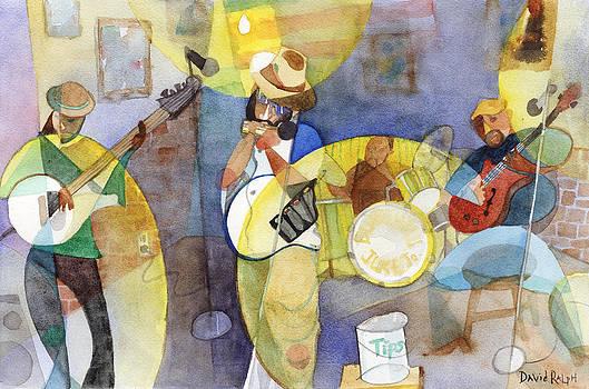 Delta Blues by David Ralph