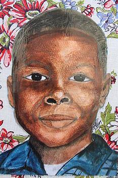 Demetri Age 12 by Chris Ilewski