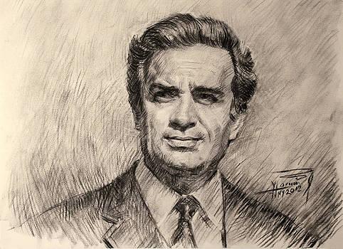 Ylli Haruni - Demir Hyskja great albanian actor