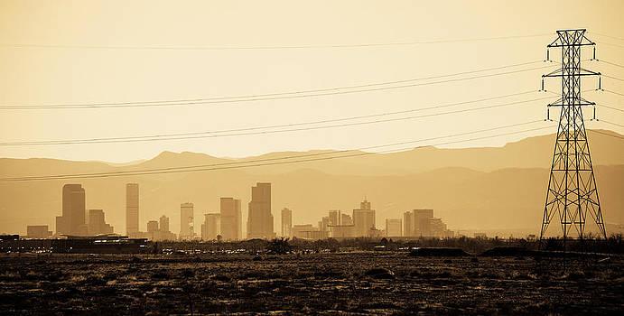 Marilyn Hunt - Denver in the Distance