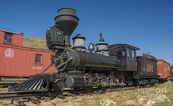 Tim Mulina - Denver Leadville and Gunnison 191 Color