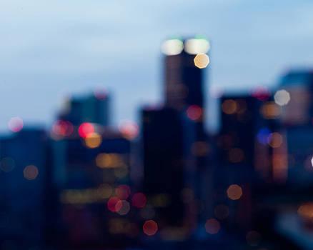 Denver Morning by D Scott Clark