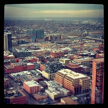 Denver.  by Larissa Holderness