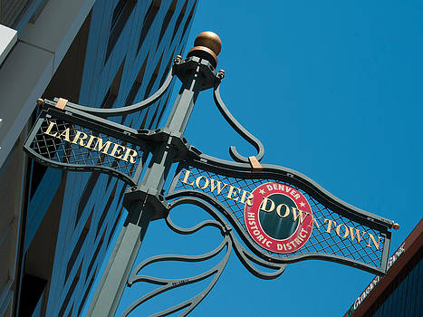 LoDo - Denver Street Scenes by Lee Roth