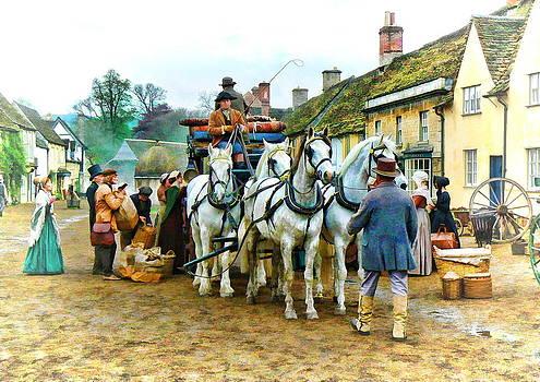 Paul Gulliver - Departing Cranford